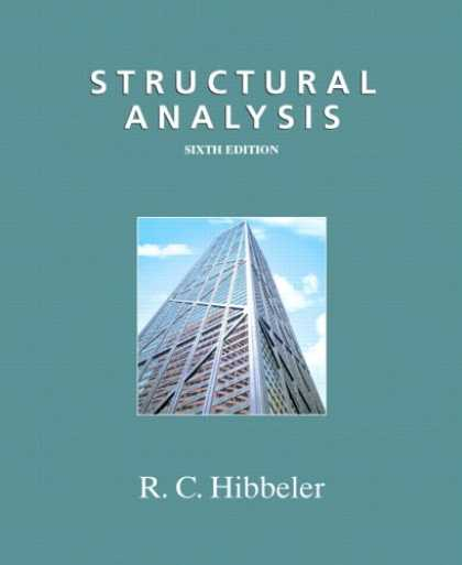 Solution Manual - Structural Analysis 6th Edition, R.C. Hebbeler