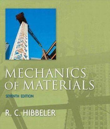 mechanics of materials 7th edition solution manual